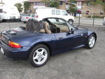Image 5 of 1998 BMW Z3 Roadster…