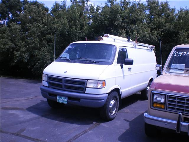 1997 Dodge Ram Van