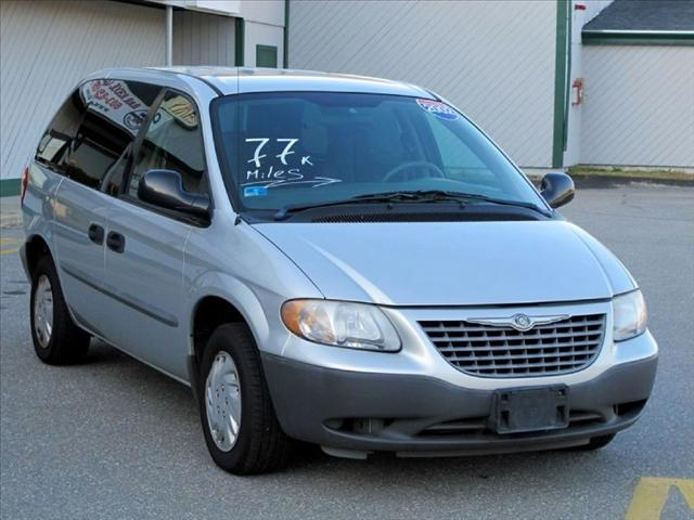 Image 4 of 2002 Chrysler Voyager…
