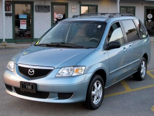Image 1 of 2003 Mazda MPV 4dr LX…