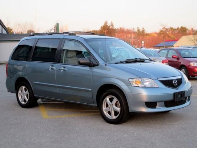Image 2 of 2003 Mazda MPV 4dr LX…