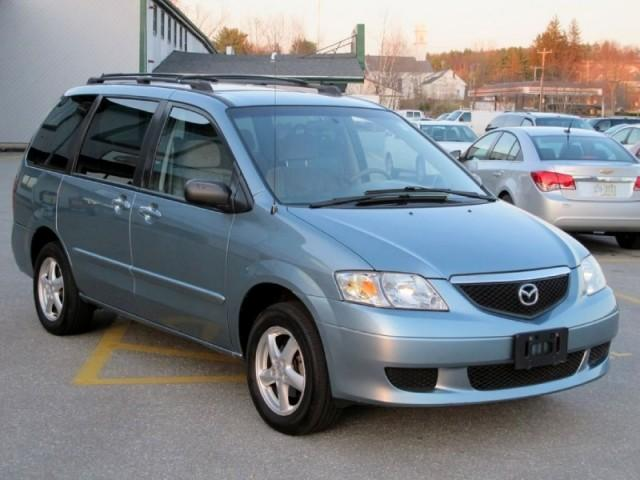 Image 12 of 2003 Mazda MPV 4dr LX…