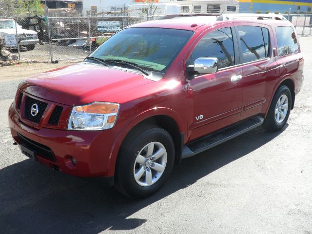 2008 Nissan Armada