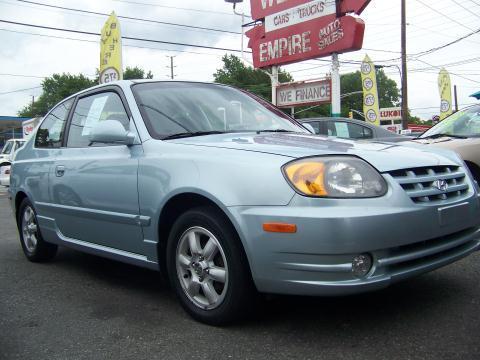 Image 16 of 2005 Hyundai Accent…