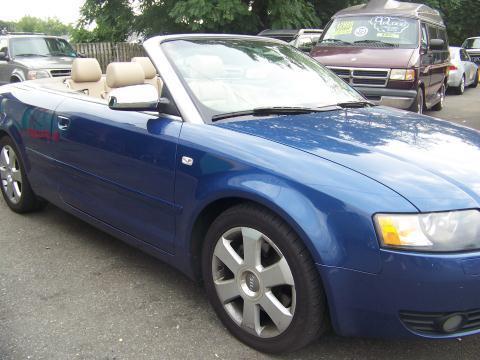 Image 16 of 2004 Audi A4 QUATTRO…