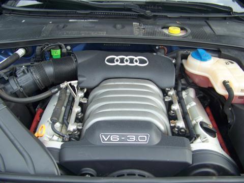Image 20 of 2004 Audi A4 QUATTRO…