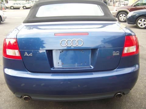 Image 22 of 2004 Audi A4 QUATTRO…