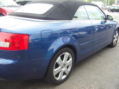 Image 26 of 2004 Audi A4 QUATTRO…
