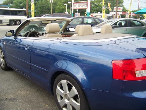 Image 28 of 2004 Audi A4 QUATTRO…