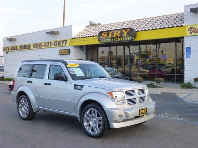 2007 Dodge Nitro