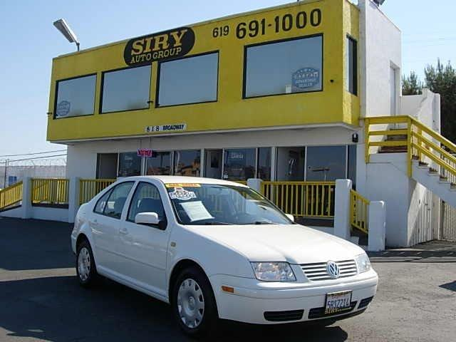 1999 Volkswagen Jetta