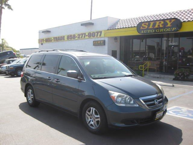2005 Honda Odyssey EX - San Diego CA