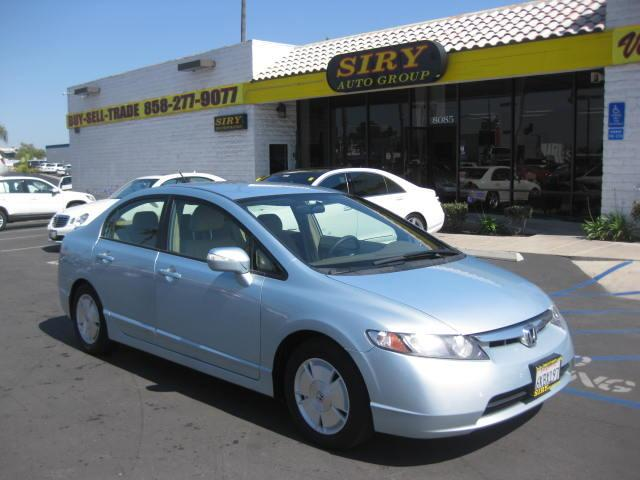 2006 honda civic 8085 clairemont mesa blvd san diego ca for Used honda civic san diego