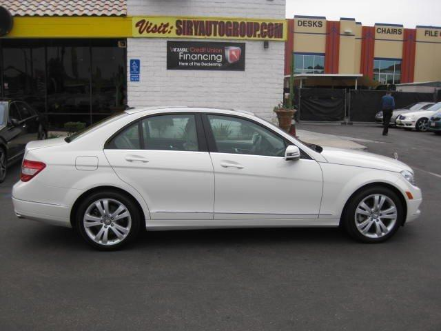 2011 Mercedes-Benz C-Class C300 Luxury - San Diego CA