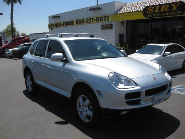 2004 Porsche Cayenne
