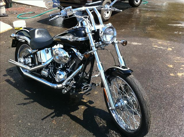 2003 HARLEY DEUCE SOFT TAIL