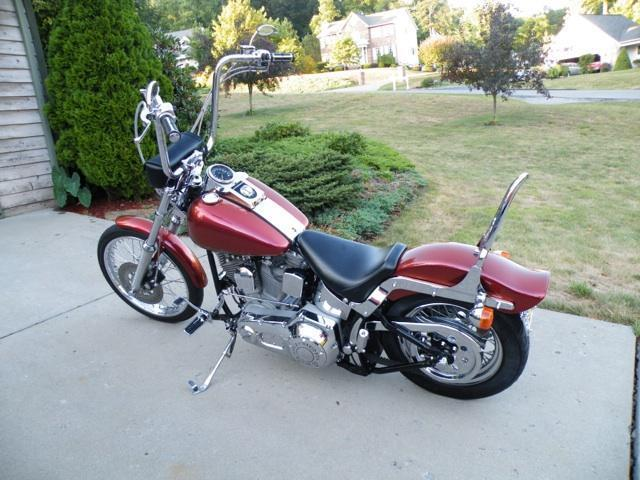 1999 HARLEY SOFT TAIL