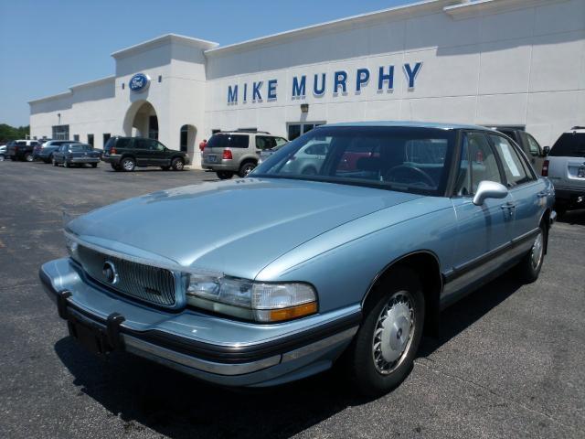 Used blue 1992 buick lesabre for sale in 565 w jackson st morton il