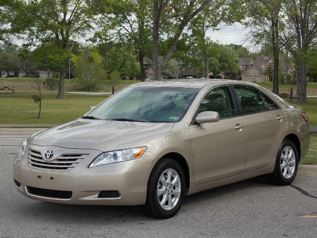 2007 TOYOTA CAMRY LE 5-SPD AT gold  all internet prices are reduced for cash cashiers check o