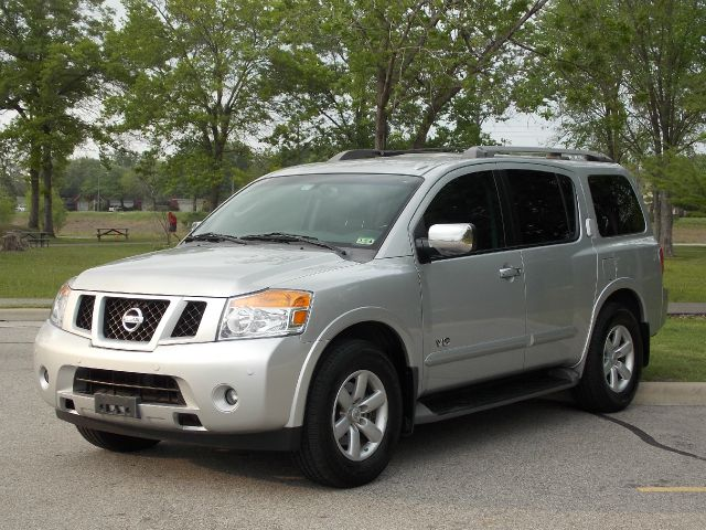 2008 NISSAN ARMADA SE 2WD silver  all internet prices are reduced for cash cashiers check or