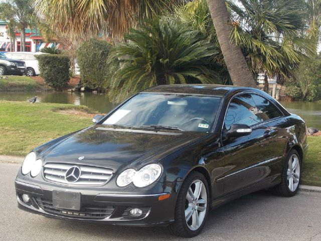 2006 MERCEDES-BENZ CLK-CLASS CLK350 COUPE black  all internet prices are reduced for cash cash