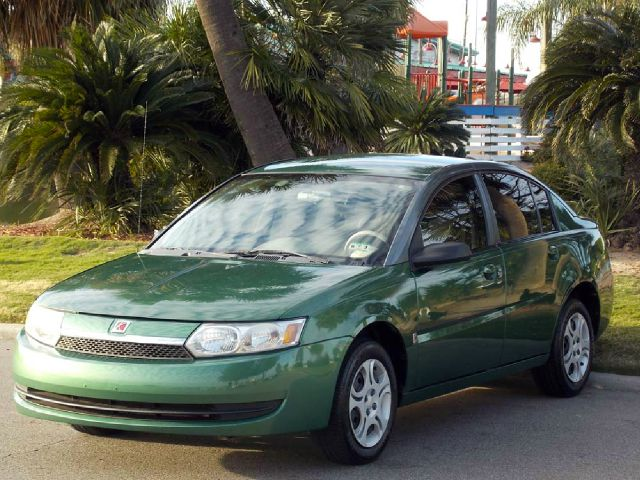 2003 SATURN ION SEDAN 2 green  all internet prices are reduced for cash cashiers check or sam