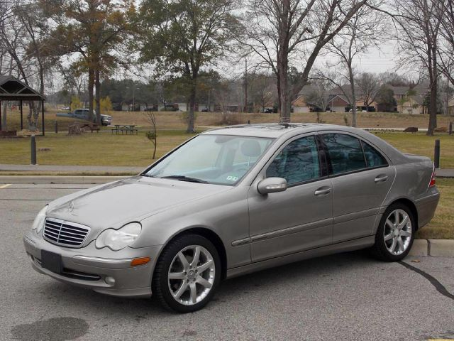 2003 MERCEDES-BENZ C-CLASS C230 SPORT SEDAN gray metallic  all internet prices are reduced for 