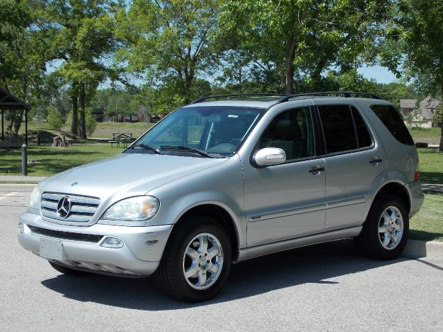 2004 MERCEDES-BENZ M-CLASS ML350 silver metallic  all internet prices are reduced for cash cas