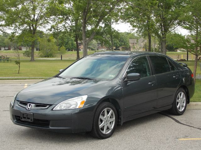 2004 HONDA ACCORD EX V-6 SEDAN AT WITH XM RADIO gray  all internet prices are reduced for cash