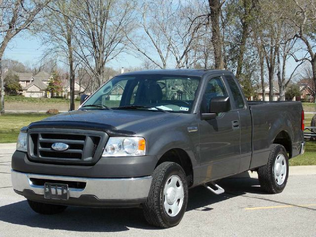 2007 FORD F150 XL 2WD gray  all internet prices are reduced for cash cashiers check or same a