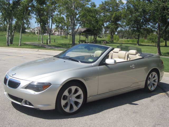 2004 BMW 6 SERIES 645CIC silver call us for a free vehicle history reportalso we have financ