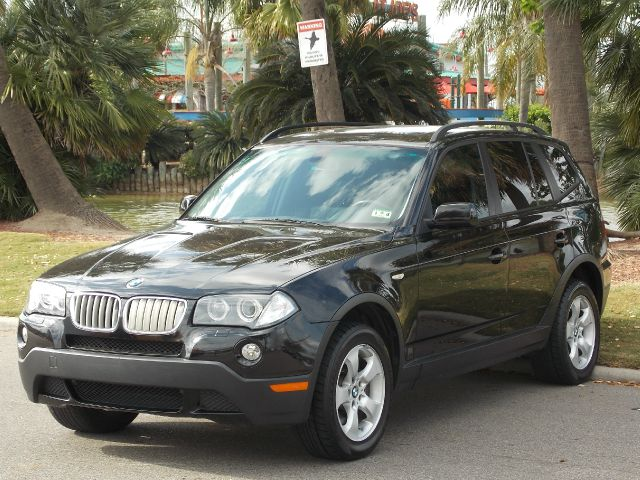 2007 BMW X3 30SI black  all internet prices are reduced for cash cashiers check or same as c