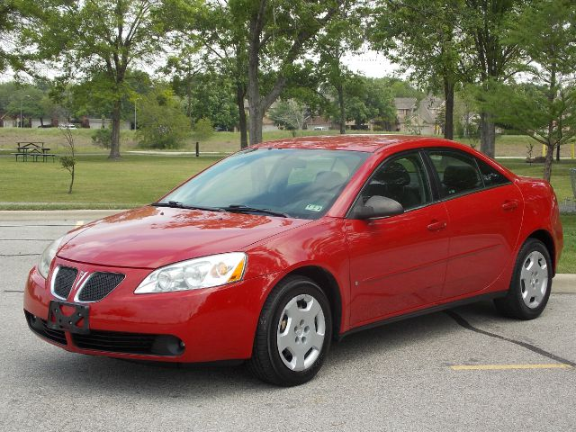 2006 PONTIAC G6 V6 SEDAN red  all internet prices are reduced for cash cashiers check or same