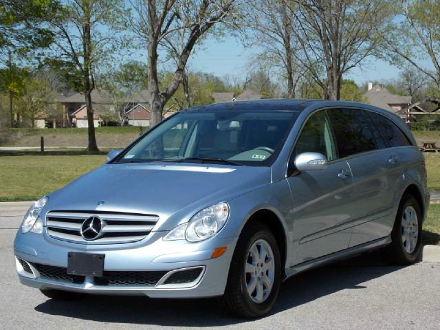 2007 MERCEDES-BENZ R-CLASS R350 blue sky  all internet prices are reduced for cash cashiers c