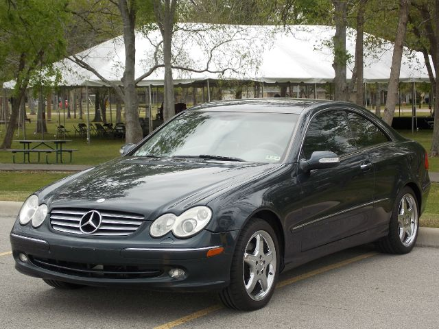 2003 MERCEDES-BENZ CLK-CLASS CLK320 COUPE black  all internet prices are reduced for cash cash