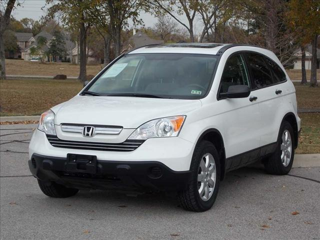 2007 HONDA CR-V EX 2WD AT white  all internet prices are reduced for cash cashiers check or s