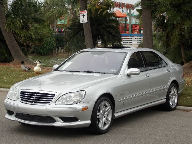 2005 MERCEDES-BENZ S-CLASS S55 AMG silver  all internet prices are reduced for cash cashiers 