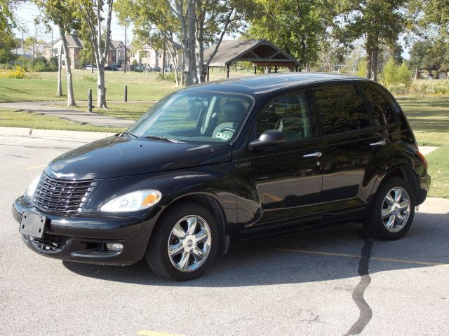 2004 CHRYSLER PT CRUISER LIMITED black call us for a free vehicle history reportalso we have