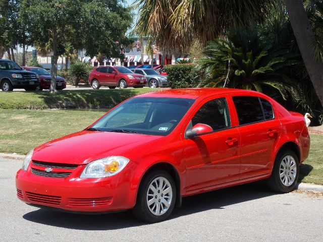 2010 CHEVROLET COBALT LT1 SEDAN red  all internet prices are reduced for cash cashiers check