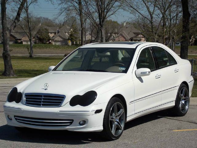 2006 MERCEDES-BENZ C-CLASS C350 SPORT SEDAN white  all internet prices are reduced for cash ca