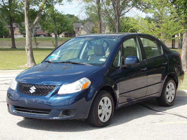 2008 SUZUKI SX4 SEDAN BASE blue  all internet prices are reduced for cash cashiers check or s