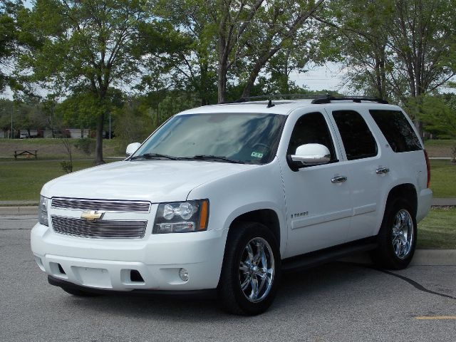 2007 CHEVROLET TAHOE LTZ 2WD white  all internet prices are reduced for cash cashiers check o