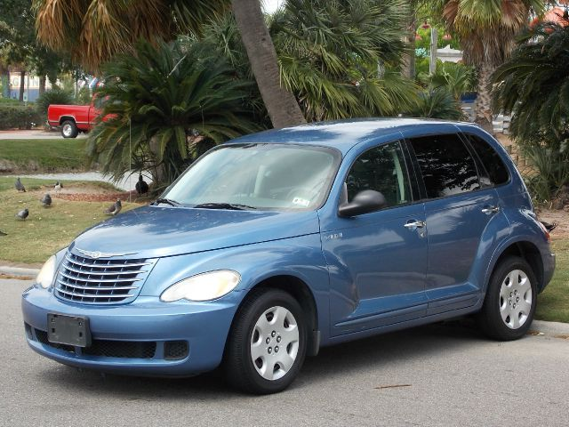 2006 CHRYSLER PT CRUISER TOURING EDITION blue  all internet prices are reduced for cash cashie