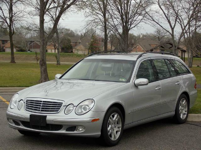 2004 MERCEDES-BENZ E-CLASS E320 silver metallic  all internet prices are reduced for cash cash