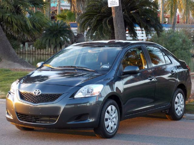 2012 TOYOTA YARIS SEDAN 5-SPEED MT dark gray  all internet prices are reduced for cash cashier