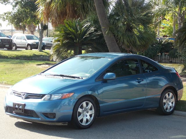 2008 HONDA CIVIC LX COUPE AT blue  all internet prices are reduced for cash cashiers check or