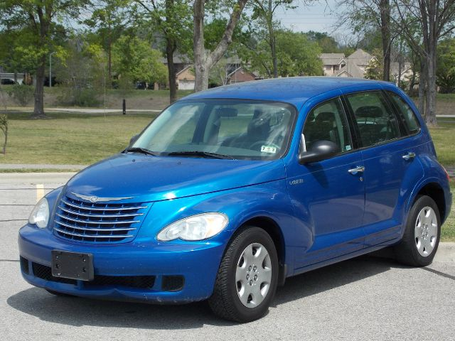 2006 CHRYSLER PT CRUISER BASE blue  all internet prices are reduced for cash cashiers check o
