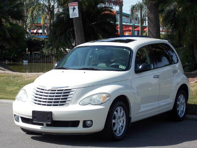 2007 CHRYSLER PT CRUISER LIMITED EDITION white  all internet prices are reduced for cash cashi