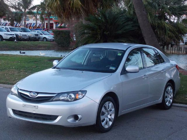 2011 SUBARU IMPREZA 25I 4-DOOR silver  all internet prices are reduced for cash cashiers che