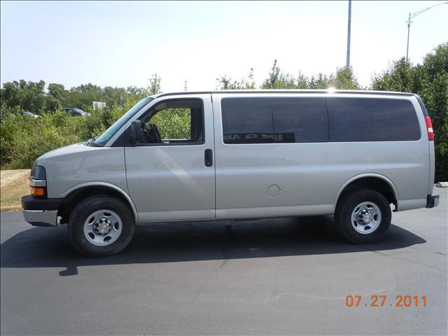 2007 Chevrolet Express - Columbia, MO